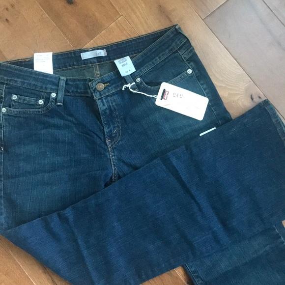 b09beb16 Levi's Jeans | Nwt Levis Low Boot Cut 545 Size 10 | Poshmark
